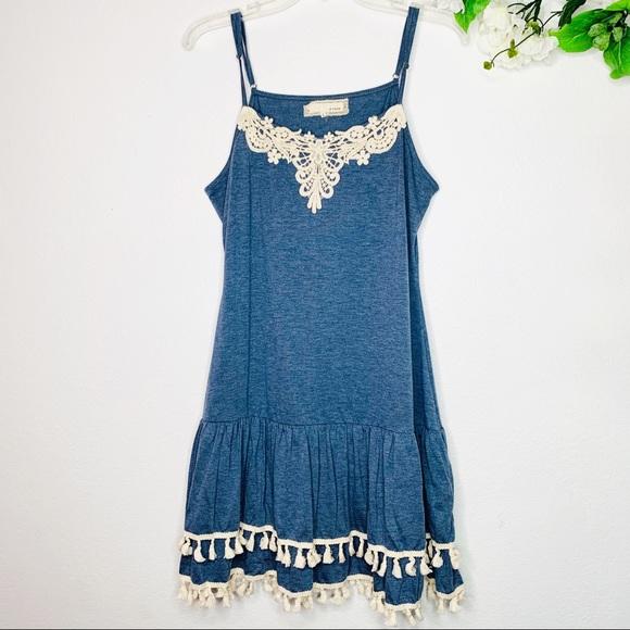 Anthropologie Dresses & Skirts - Anthropologie a'reve Tassel Dress